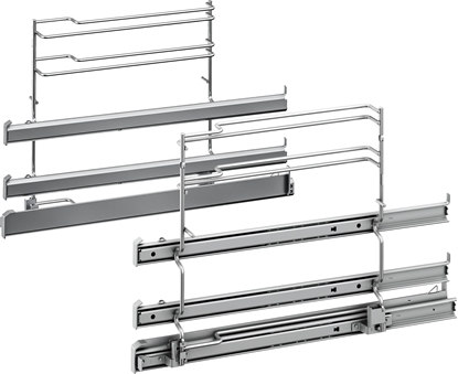 Изображение Bosch HEZ538S00 oven part/accessory Stainless steel Oven rail