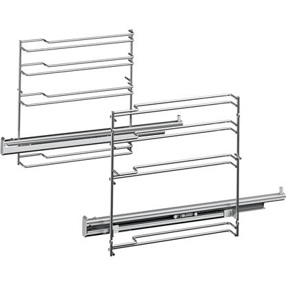 Изображение Bosch HEZ638100 oven part/accessory Silver Oven rail