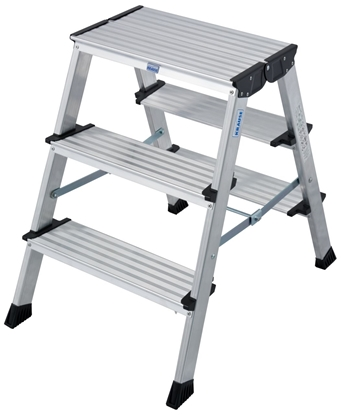 Picture of Krause Folding Step double-sided Monto Treppo