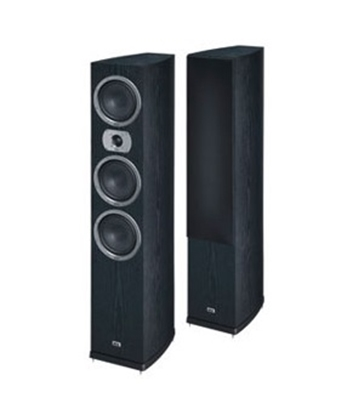 Picture of Heco Victa Prime 702 3-way 170 W Black Wired