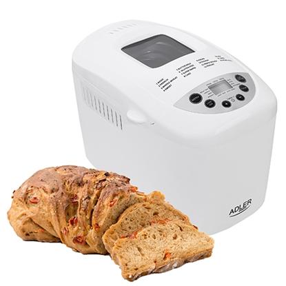 Picture of Adler AD 6019 bread maker White 850 W
