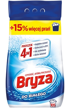 Attēls no Bryza 4w1 Washing Powder for White Fabrics 6,825 kg