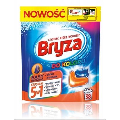 Attēls no Bryza Easy Ironing Washing capsules 38 pcs.