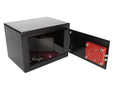 Attēls no BG90023 Velleman KEY LOCK SAFE - 25 x 35 x 25 cm
