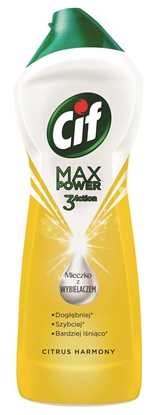 Изображение Cif Max Power Citrus Cleaner with Bleach 1001 g