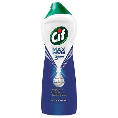 Изображение Cif Max Power Ocean Wave Cleaner with Bleach 1001 g