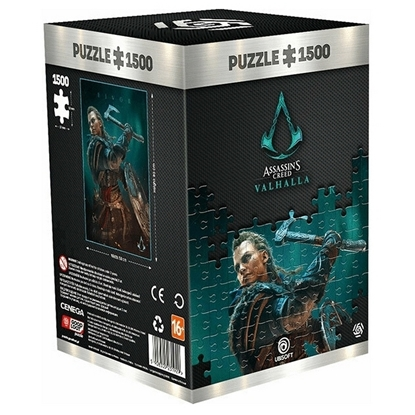 Picture of Good Loot Puzzle: Assassin's Creed Valhalla - Eivor Female, 1500 Pieces