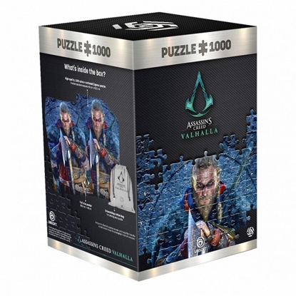 Picture of Good Loot Puzzle: Assassin's Creed Valhalla - Eivor Male, 1000 Pieces