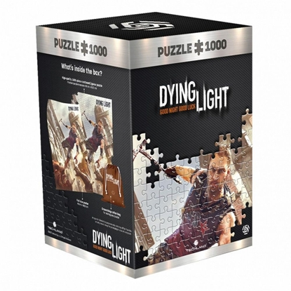 Picture of Good Loot Puzzle: Dying Light - Cranes Fight, 1000 Pieces
