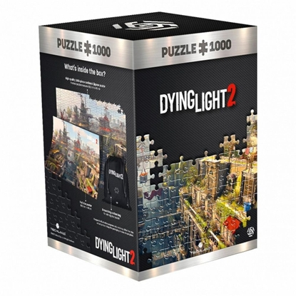Picture of Good Loot Puzzle: Dying Light 2 - City, 1000 Pieces