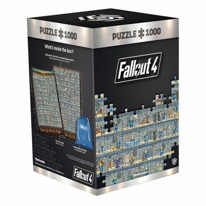 Picture of Good Loot Puzzle: Fallout 4 - Perk Poster, 1000 Pieces