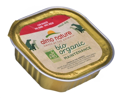 Picture of ALMO NATURE Daily Menu BIO Dog Wołowina - szalka 100g