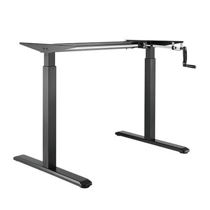 Изображение Up Up Height adjustable desk frame Ragnar, black