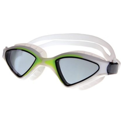 Picture of ABRAMIS (balt/zaļa.) 839219 Spokey peld.brilles