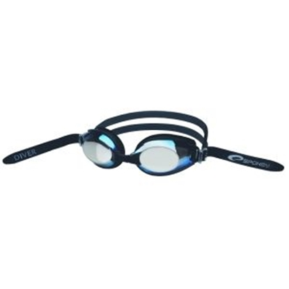 Picture of DIVER (pelēk.) 84070 Spokey peld.brilles