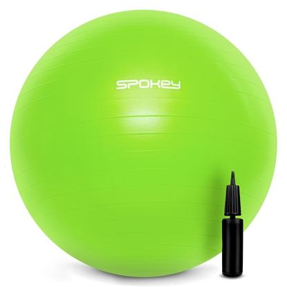 Изображение Fitball III 75 cm Zaļa.k. (928898) Vingrošanas bumba