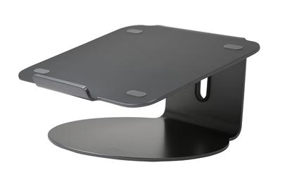 Attēls no 360° aluminium laptop stand POUT EYES 4 metal gray