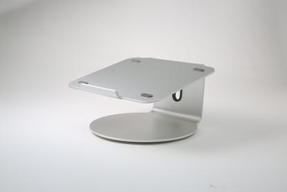 Attēls no 360° aluminium laptop stand POUT EYES 4 silver