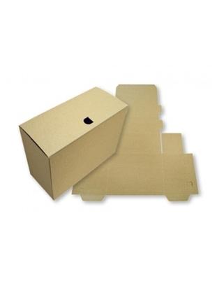 Attēls no Eco Archive box SMLT, 330x155x270mm, brown