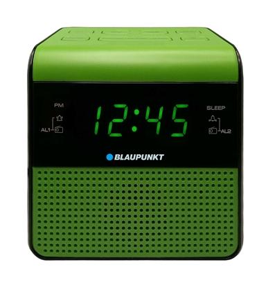 Attēls no Blaupunkt CR50GR alarm clock Digital alarm clock Green