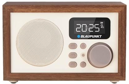 Picture of Blaupunkt HR5BR radio Clock Digital Beige