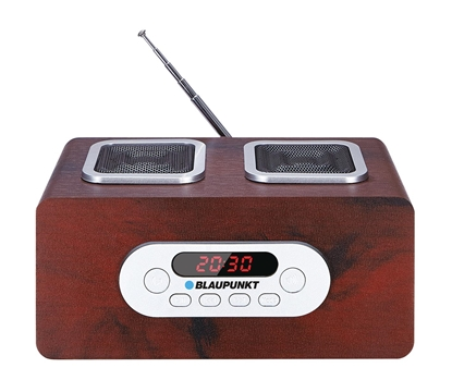 Picture of Blaupunkt PP5BR radio Portable Wood