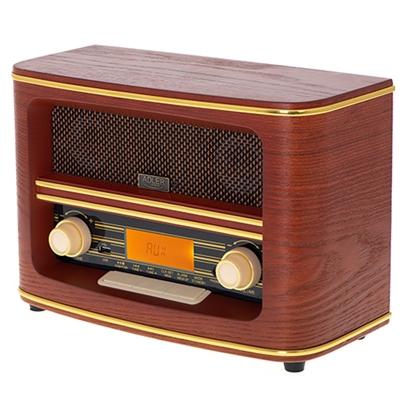 Picture of ADLER Retro radio. Bluetooth V 5.0.