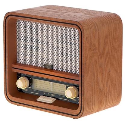 Изображение CAMRY Retro radio. FM un AM radio.