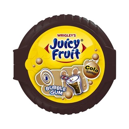 Attēls no Košļ.gumija Juicy Fruit tape Cola 56g