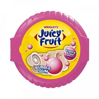 Attēls no Košļ.gumija Juicy Fruit tape Fancy Fruit 56g