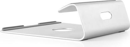 Attēls no NewStar Laptop Desk Stand (ergonomic), c:Silver