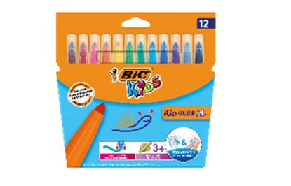 Picture of BIC Felt pens KID Couleur XL CBW12