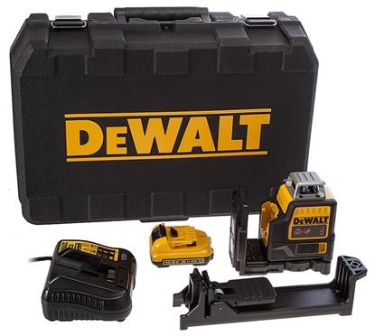 Attēls no DEWALT DCE0811D1R-QW Laser level XR Li-Ion 10,8V 2,0 Ah Black, Yellow