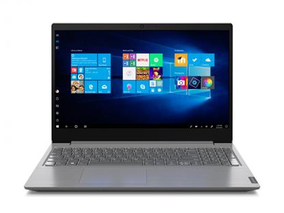 Изображение Lenovo Essential V15 15.6 FHD AMD Ryzen 5 5500U/8GB/256GB/AMD Radeon/RJ45/W10PRO/EN/Black/2Y Warranty