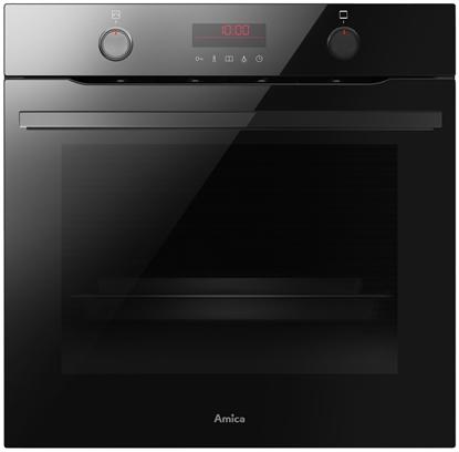 Attēls no Amica ED47637BA+ X-TYPE STEAM oven 77 L 3600 W A+ Black