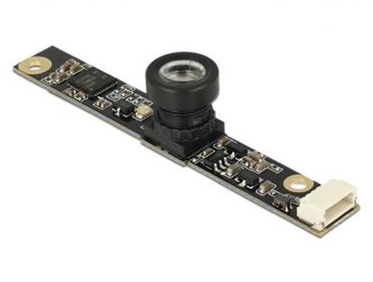 Picture of Delock USB 2.0 IR Camera Module 3.14 mega pixel 64 V5 fix focus