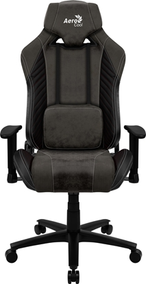Picture of Aerocool BARON AeroSuede Universal gaming chair Black