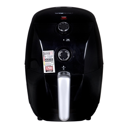 Picture of Clatronic FR 3698 H Hot air fryer 1.5 L Single Black Stand-alone 900 W