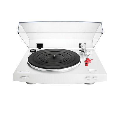Picture of Audio Technica AT-LP3WH Fully Automatic Belt-Drive Stereo Turntable,