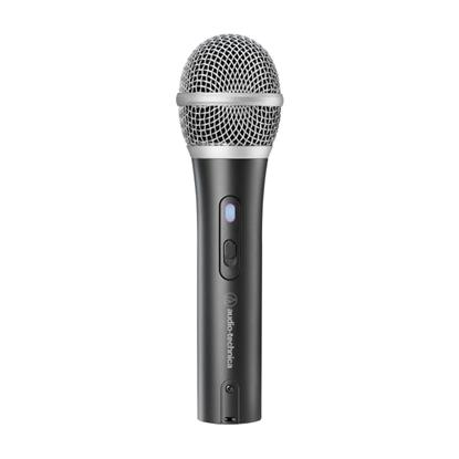 Attēls no Audio Technica Cardioid Dynamic Microphone ATR2100x-USB Black
