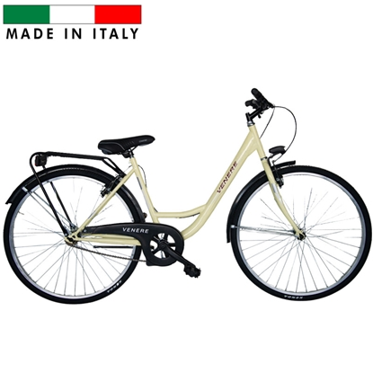 "Attēls no FREJUS Olanda Venere Lady Bike, Wheel size 26 "", Warranty 24 month(s), Beige"