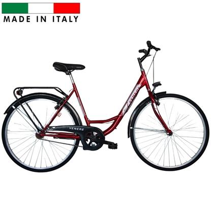 """Attēls no FREJUS Olanda Venere Lady Bike, Wheel size 26 """", Warranty 24 month(s), Red"""