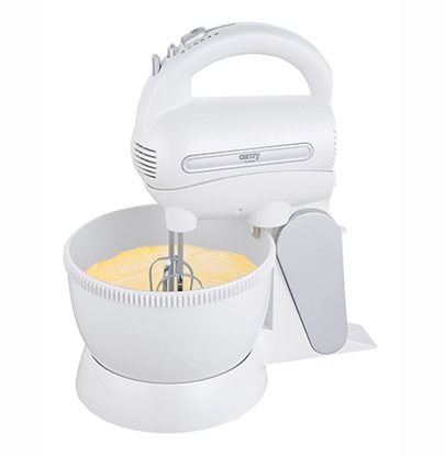 Picture of Adler CR 4213 mixer Stand mixer White 300 W