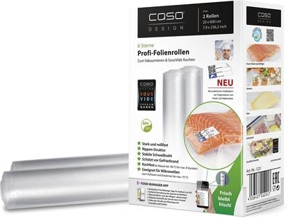 Изображение Caso 1221 food storage bag Transparent