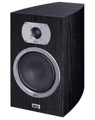 Picture of Heco Victa Prime 302 2-way 85 W Black Wired