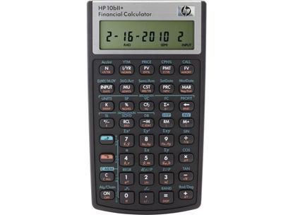 Picture of 10bII+ - Financial calculator