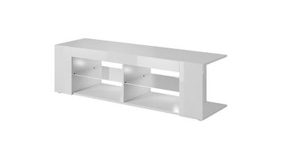 Изображение Cama TV cabinet RTV TEXAS 50/134/40 white/white gloss