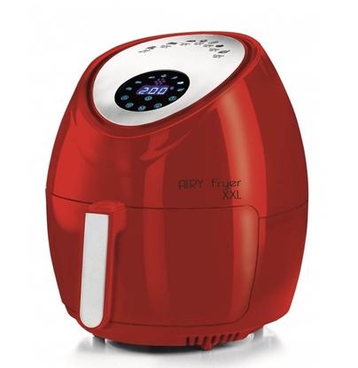 Изображение ARIETE 4618/01 Air Fryer XXL Hot air fryer 1800W 5,5 l Red