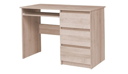 Изображение Cama desk COCO C9 H75x110x51 sonoma oak