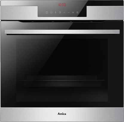 Attēls no Amica ED57687XA+ X-TYPE WIFI oven 77 L A+ Black, Stainless steel